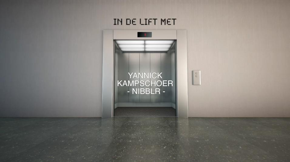 "Nieuwe Podcast aflevering: ""In de Lift"" Nibblr"