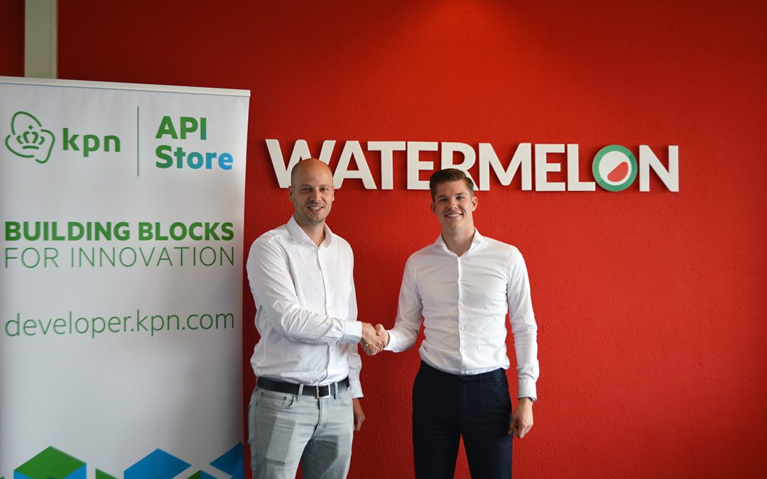 Watermelon sluit deal met KPN