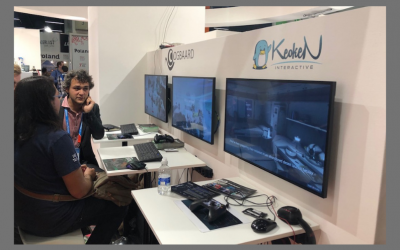 Oogbaard presenteert game op Gamescom