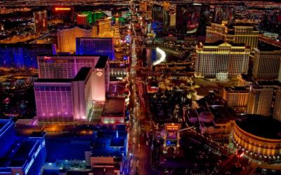 Dialogue Trainer op CES 2020 in Las Vegas
