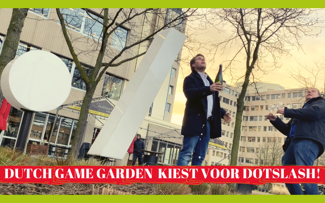 Dutch Game Garden verhuist naar Dotslash!