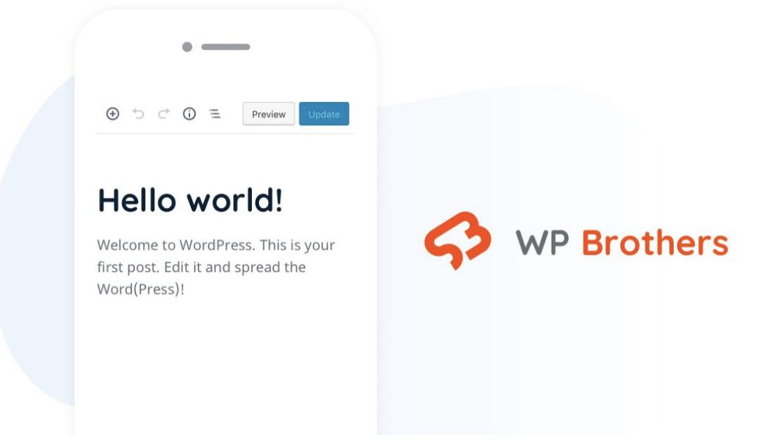 Social Brothers krijgt een WordPress broertje