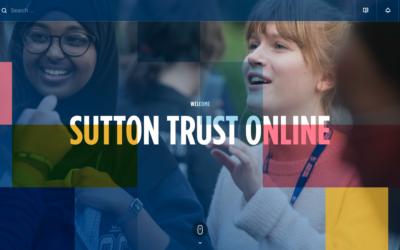 Noah Road en Komensky helpen Sutton Trust met online summer school