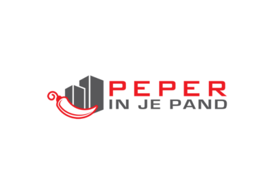 Peper in je Pand