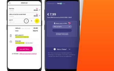 App 'Skippen' ontwikkeld voor 'kassaloos' betalen