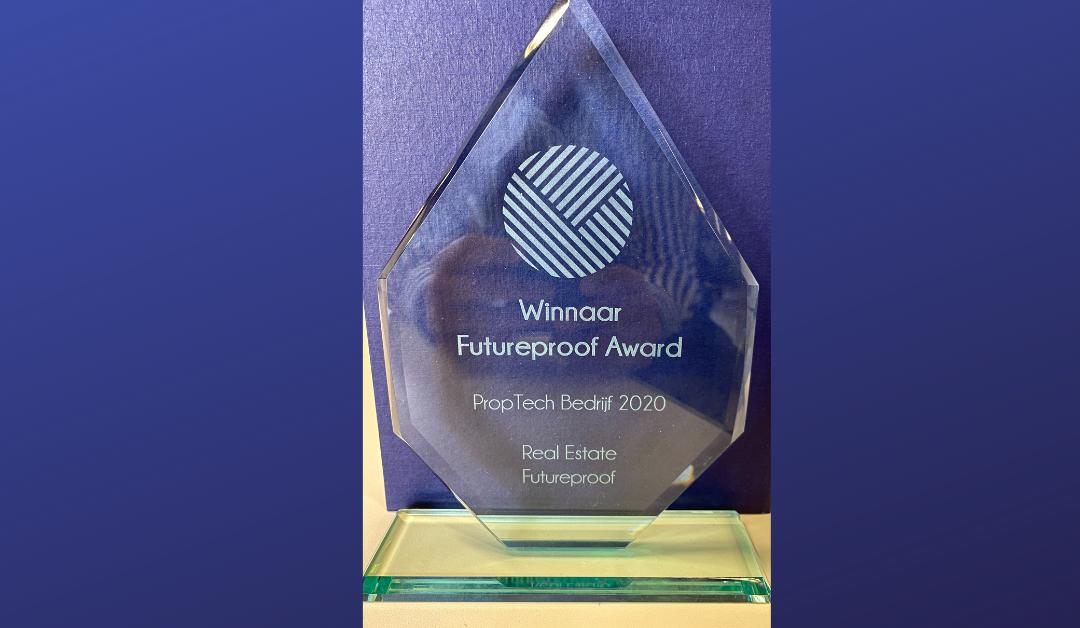 Kate Innovations wint proptechbedrijf van het jaar award