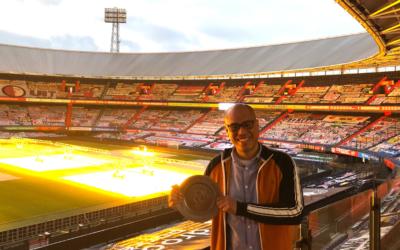 Staantribune wint award 'Beste voetbalpodcast'