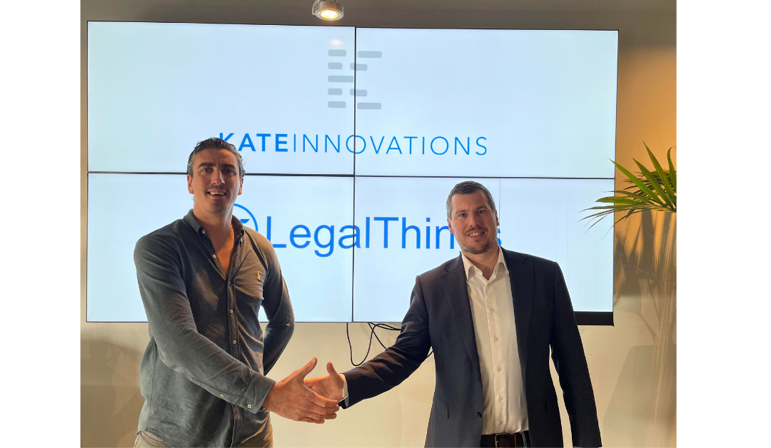 Kate Innovations neemt Legal Things over