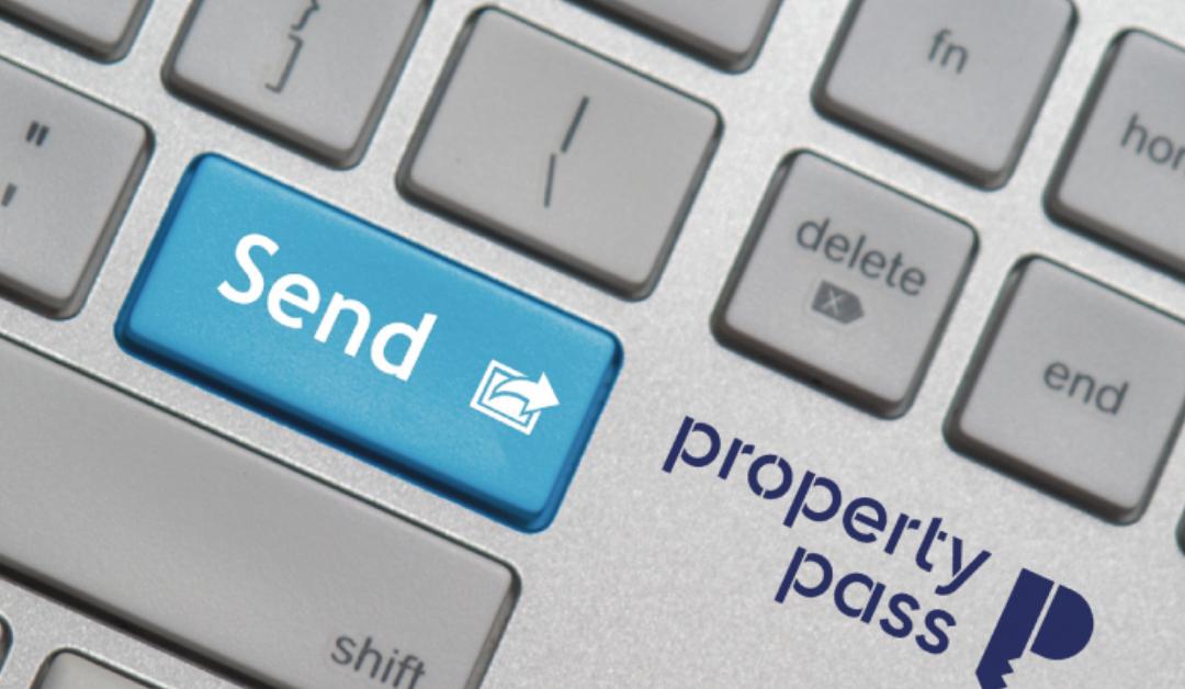 De eerste digitale uitwisseling van huurgegevens van PropertyPass is een feit!