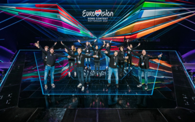 Crowdled levert 30.000 remote controlled wristbands aan Eurovisie Songfestival