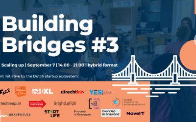 Derde editie van Building Bridges