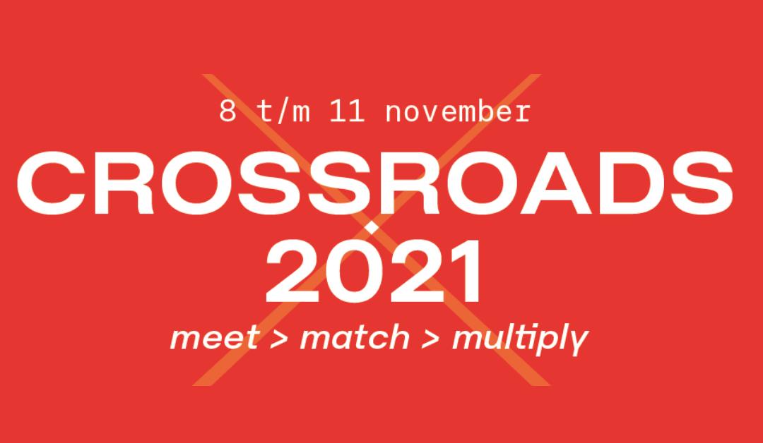 Het programma van Crossroads 2021 is LIVE!