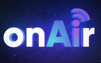 Martin Haagoort te gast in online tv programma On Air!