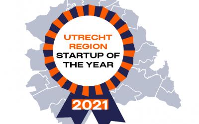 Startup van het jaar van Utrecht Region