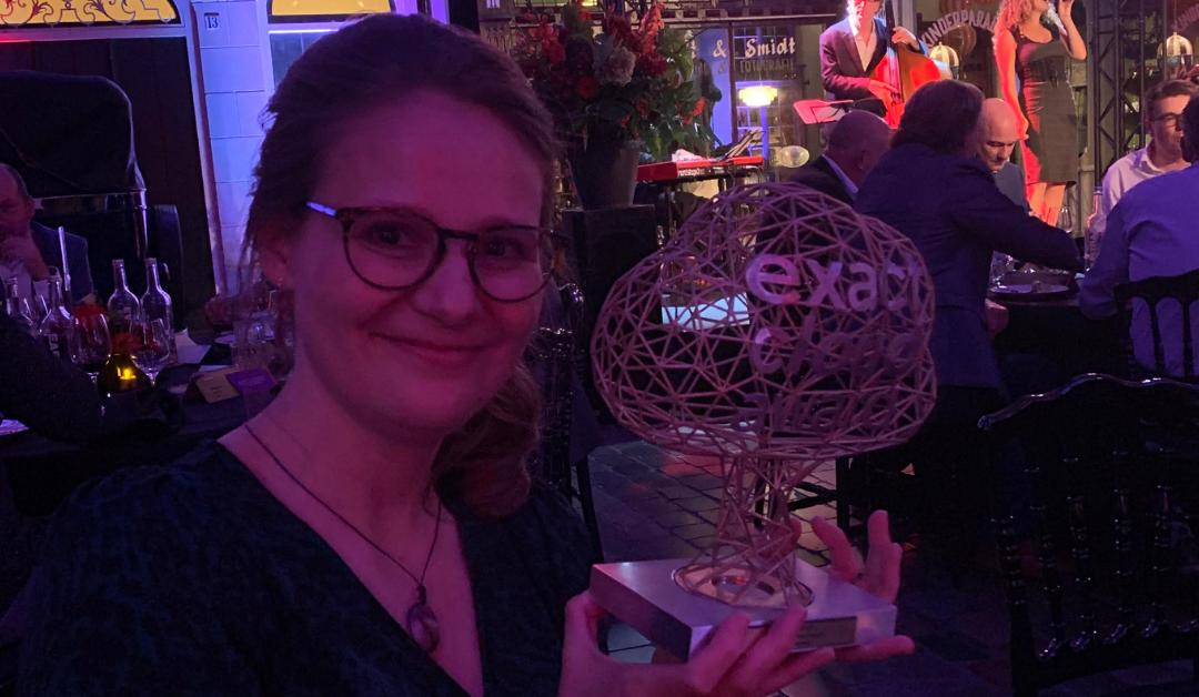 A-kantoor wint Exact Cloud Award 2021